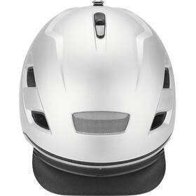 KED Berlin Helmet silver matt